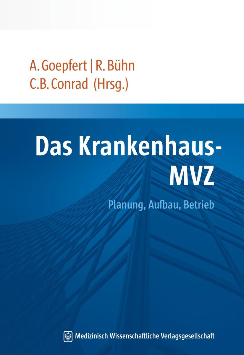 Cover_Das Krankenhaus-MVZ